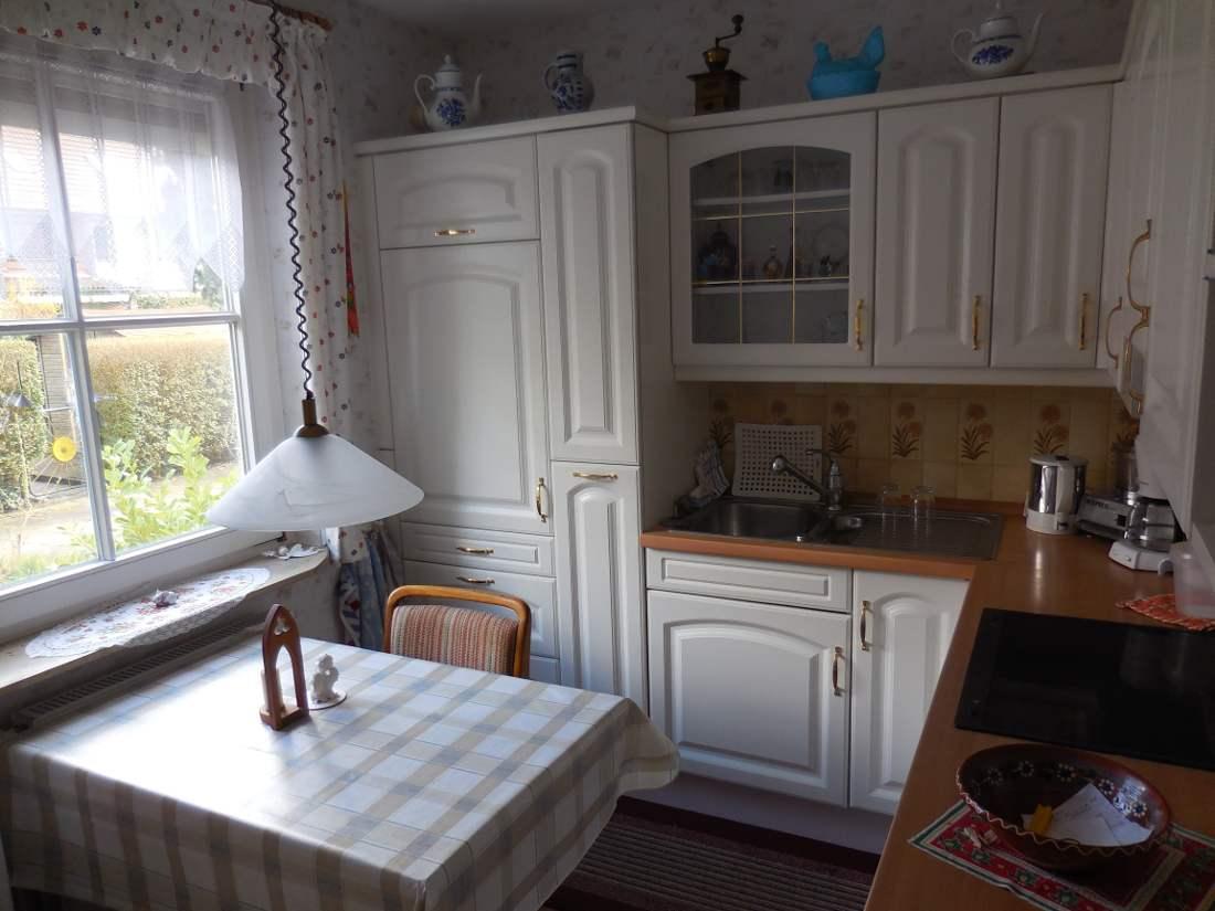 Verkauft: Gepflegtes Reihenmittelhaus mit Garten und Keller in ...
