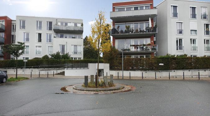 Ansicht Stadtvilla