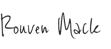 Unterschrift von Rouven Mack von Mack Immobilien